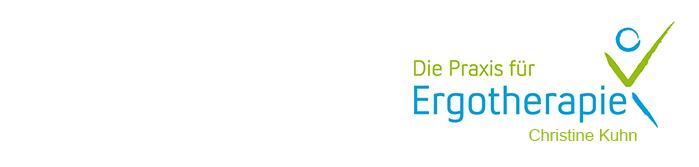 Die Praxis für Ergotherapie | Christine Kuhn Logo